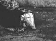 Seattle homeless person sleeping